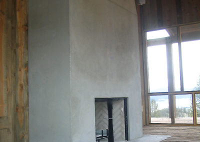 Chimney and Fireplace